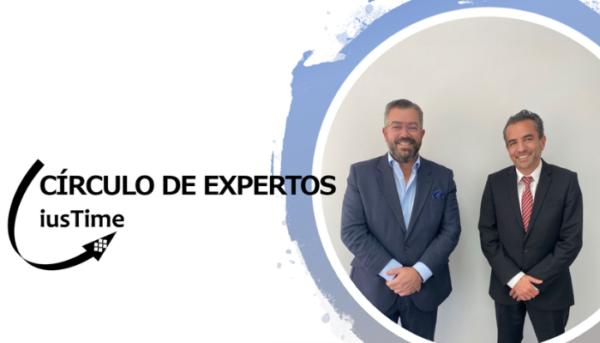 """Antonio Aladueña y Francisco Martínez, participarán en el próximo """"Círculo de Expertos""""."""